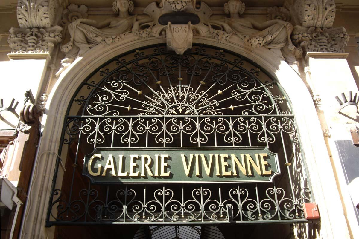 Galerie Vivienne à Paris