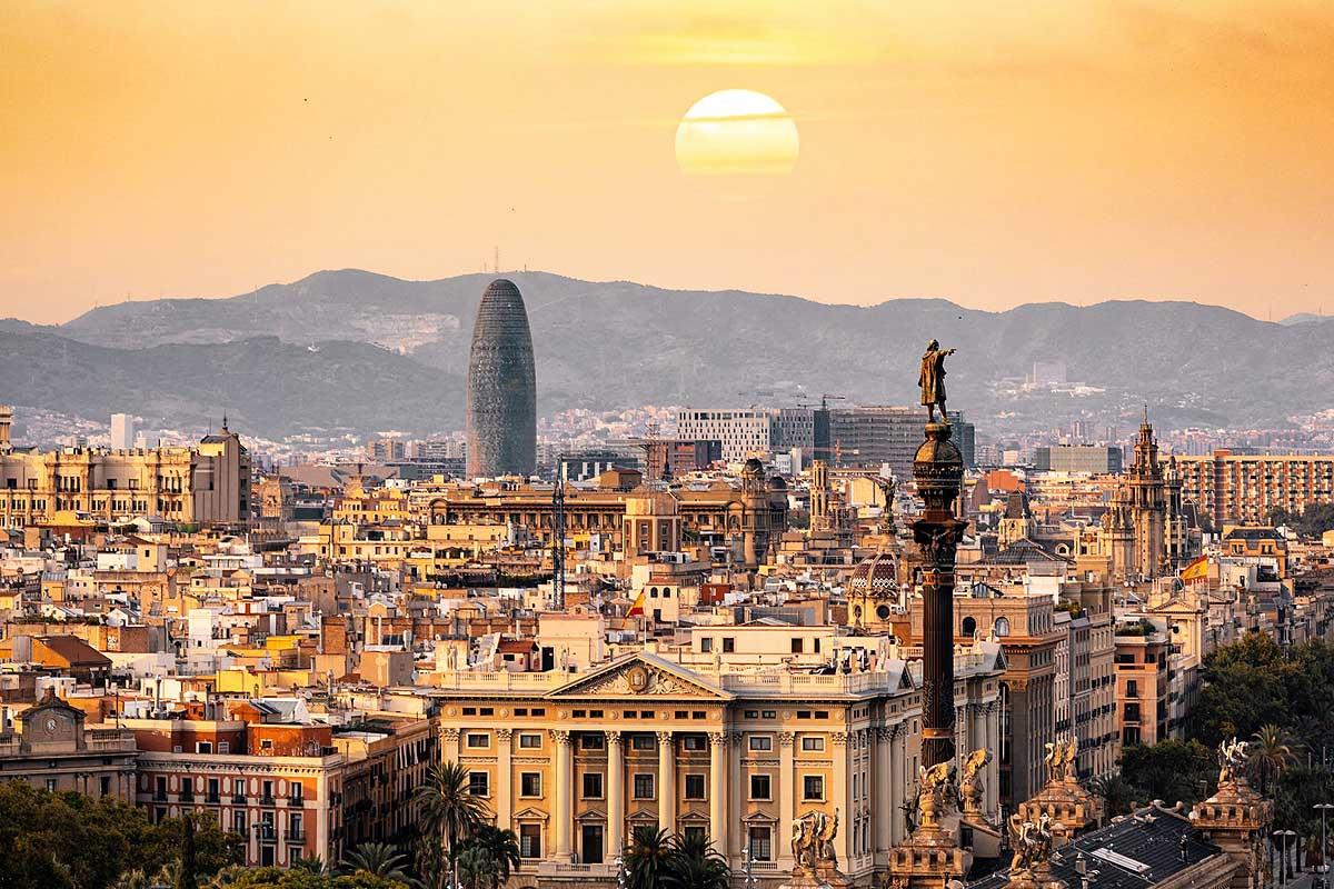 Ville de Barcelone