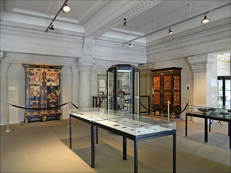 Musée des monnaies ou cabinet des médailles