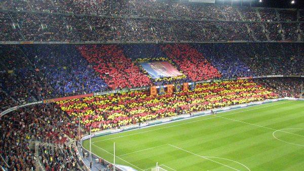 Camp Nou Barcelone