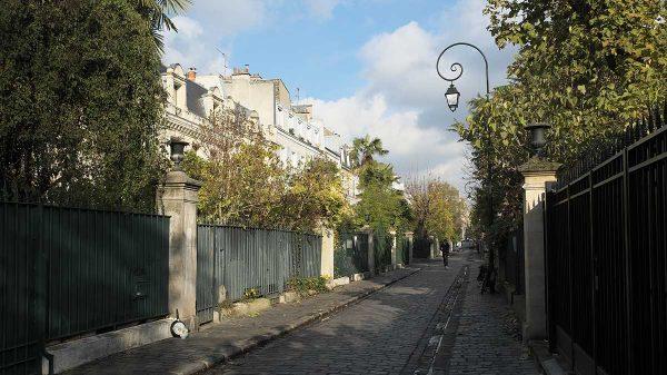 Cité des Fleurs à Paris