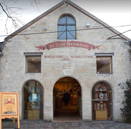 Boutique La Cure Gourmande, Cours Saint-Émilion