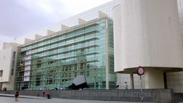 Muse?e d'art contemporain de Barcelone