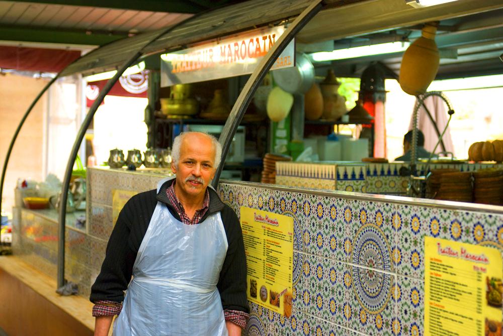 Traiteur marocain