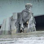 Le Zouave du pont de l'Alma, un personnage bien connu à Paris