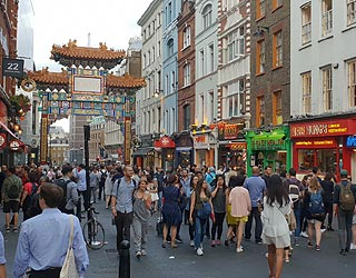 Chinatown Londonien