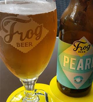 Bière à The Frog