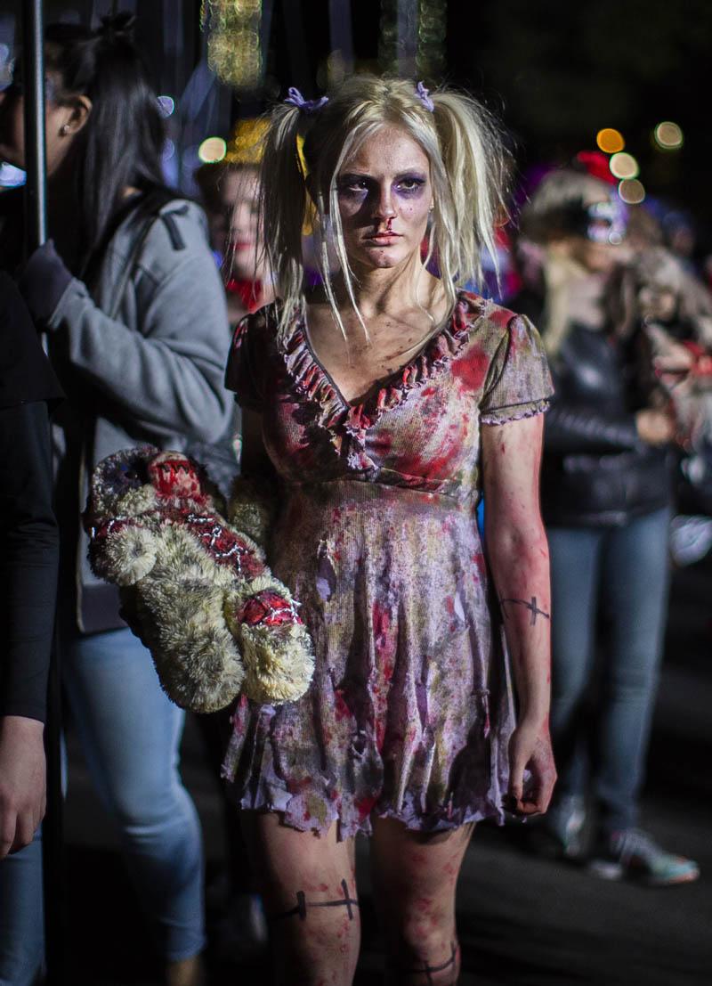 Parade d'Halloween