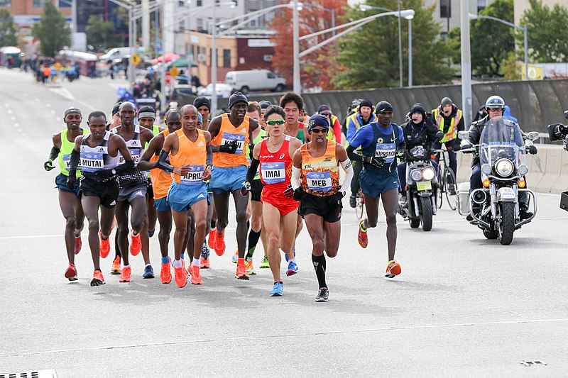 marathon de New-York