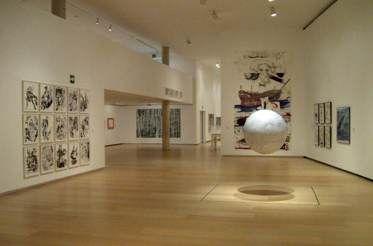 Musée Moma à New-York