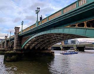 Le pont de Southwark