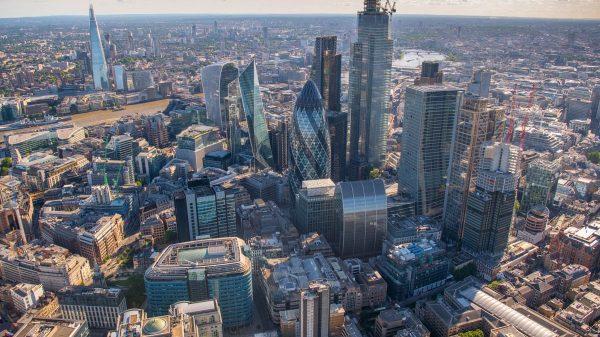 Ville de Londres, tous les quartiers.