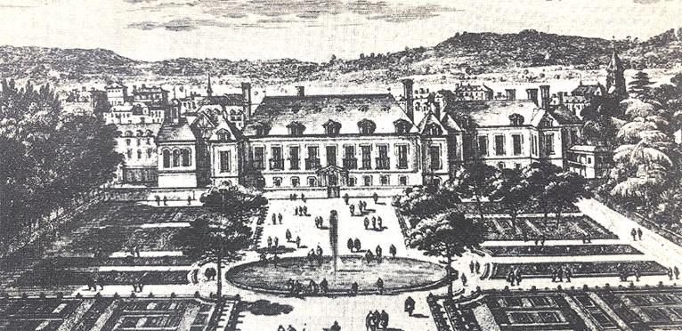 Le Jardin des Plantes et le Cabinet du Roi au XVIIème siècle