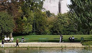 Parc du bois de Vincennes