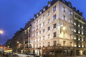 Hôtel des champs-Élysées, rue d'Artois