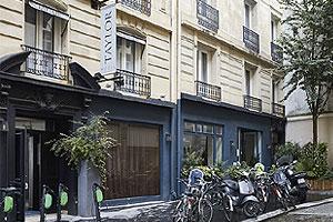 L'hôtel Taylor à Paris