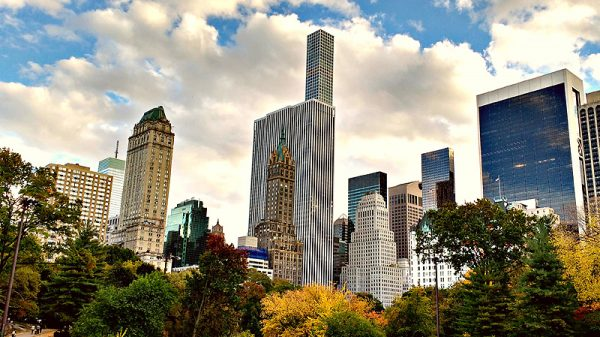 Central Park à New-York